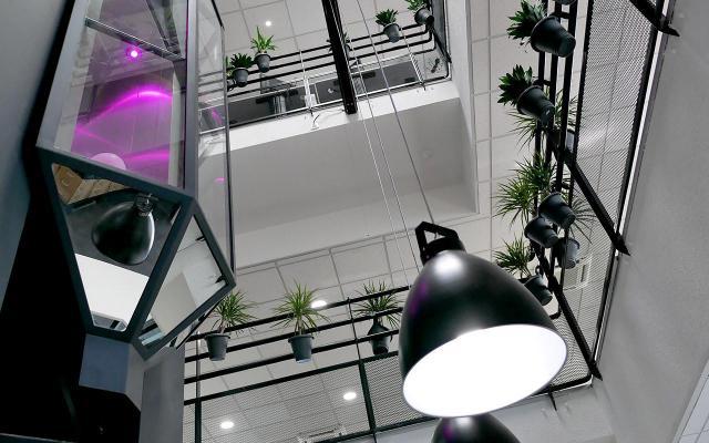 radioshop montpellier - étages